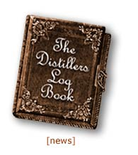 The Distillers Log Book